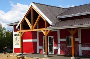 Ellis Bird Farm and Ellis Cafe