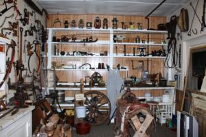 Alix Wagon Wheel Museum