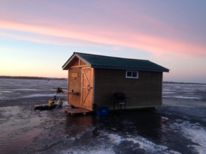 Adventure Ice Fishing