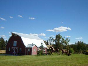 Aspen Springs Rustic Barn Retreat & Event Centre