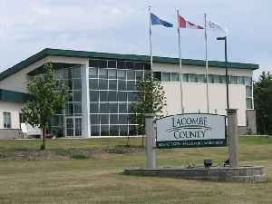 County of Lacombe